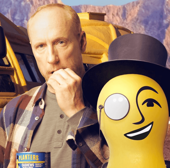 The Mr. Peanut Super Bowl Commercial Lit Up Twitter, But It Could Still Backfire